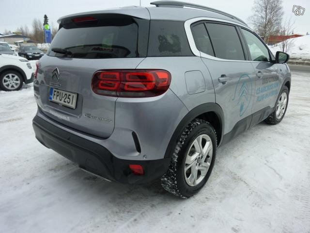 Citroen C5 Aircross Plug-in-Hybrid 225 Feel Pack A 3