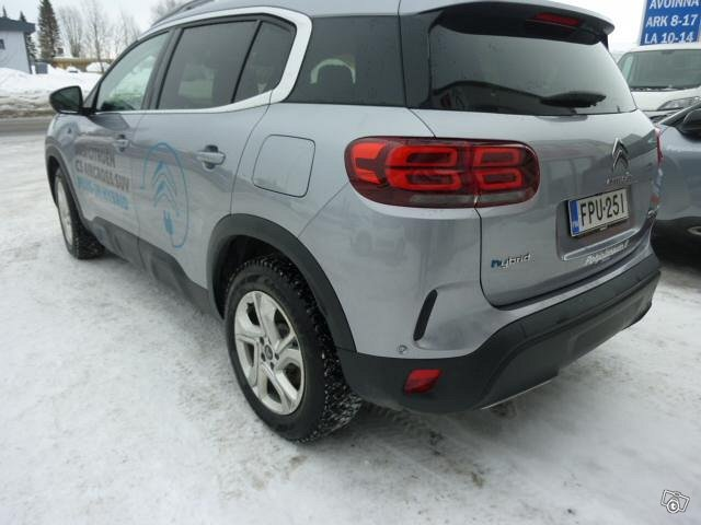 Citroen C5 Aircross Plug-in-Hybrid 225 Feel Pack A 4