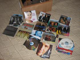 CD levyjä, Musiikki CD, DVD ja äänitteet, Musiikki ja soittimet, Kontiolahti, Tori.fi