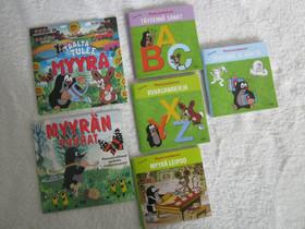 Myyrä dvd:t 2 kpl ja kirjaset 4 kpl, Imatra/posti, Elokuvat, Imatra, Tori.fi