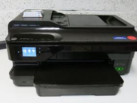 HP Officejet 7612 tulostin, Oheislaitteet, Tietokoneet ja lisälaitteet, Lahti, Tori.fi