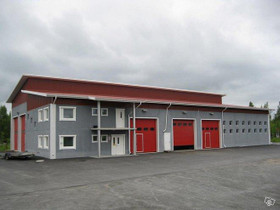 Hallitilaa 360m2, 50m2 ja toimisto 80m2, Autotallit ja varastot, Alavus, Tori.fi