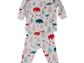 SLEEPY CAT Pyjama kaksiosainen – Karhu ja kettu, Lastenvaatteet ja kengät, Vantaa, Tori.fi