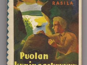 Heikki Rasila: Puolan kuningaskruunu, Lastenkirjat, Kirjat ja lehdet, Salo, Tori.fi