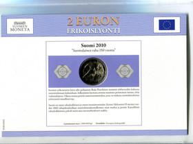 2 Euron Erikoislyönti Uusi Proof Suomi 150 Vuotta, Rahat ja mitalit, Keräily, Tampere, Tori.fi