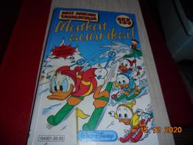 Aku ankan taskukirja nro 155, Sarjakuvat, Kirjat ja lehdet, Seinäjoki, Tori.fi