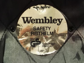 Wembley Safety Reithelm, Satulat ja varusteet, Hevoset ja hevosurheilu, Joensuu, Tori.fi