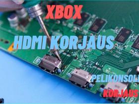 XBOX PS4 PS5 HDMI vaihto korjaus, Palvelut, Kuopio, Tori.fi