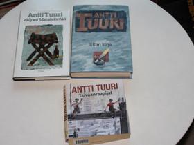 Antti Tuuri Kirjoja, Kaunokirjallisuus, Kirjat ja lehdet, Oulu, Tori.fi