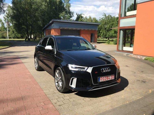 Audi Q3 RS 2.0tfsi tax free 2