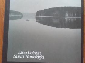 Eino Leinon suuri runokirja, Harrastekirjat, Kirjat ja lehdet, Iisalmi, Tori.fi