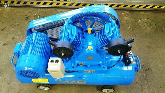 Uusi voimavirta ilmakompressori 645L/min (ammattik