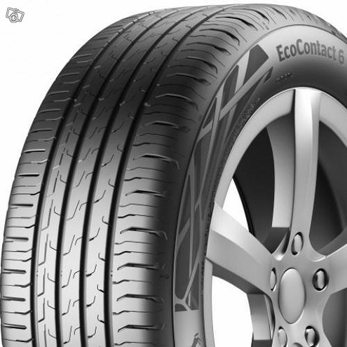 Continental ecocontact 6 205/60R16