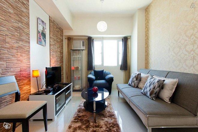The Beacon Makati Condominium for 4 persons 46/yö