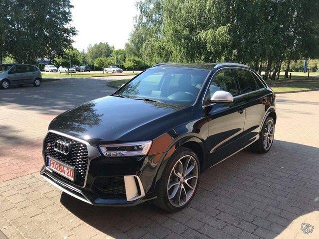 Audi Q3 RS 2.0tfsi tax free