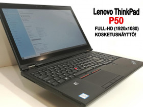 Lenovo P50 Core i7, Quadro M2000M /512gb SSD, Kannettavat, Tietokoneet ja lisälaitteet, Helsinki, Tori.fi