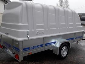330x150x35+kuomu harma 3v takuulla, Peräkärryt ja trailerit, Auton varaosat ja tarvikkeet, Varkaus, Tori.fi