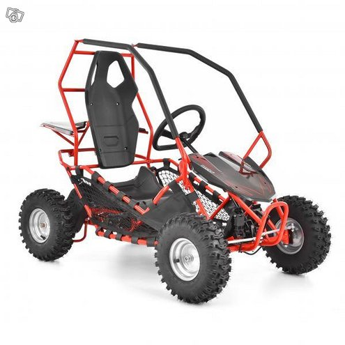 Sähkökäyttöinen go cart hecht 54899