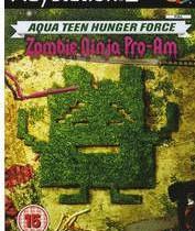 Aqua Teen Hunger Force: Zombie Ninja Pro-Am PS2, Pelikonsolit ja pelaaminen, Viihde-elektroniikka, Lahti, Tori.fi