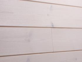 Hirsi-paneeli 20x170 valkolakattu, Muu rakentaminen ja remontointi, Rakennustarvikkeet ja työkalut, Eura, Tori.fi