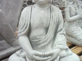 Patsaat: Buddha - patsas, betonia 63 kg, Sisustustavarat, Sisustus ja huonekalut, Salo, Tori.fi