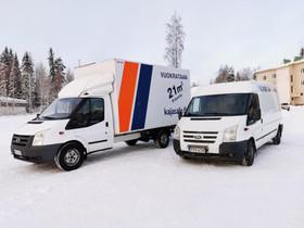 Muutot ja kuljetukset kaikkialle Suomeen, Palvelut, Kajaani, Tori.fi