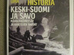 Suomalaisten oma historia -dvd Keski-Suomi ja Savo, Elokuvat, Imatra, Tori.fi