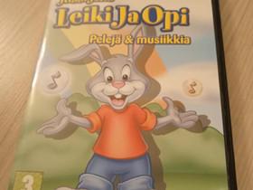 Jussi Jänö Leiki ja Opi - pelejä ja musiikkia, Pelit ja muut harrastukset, Jyväskylä, Tori.fi
