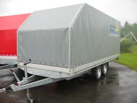 Agados Dona 2700 kg, 505x200x180, Peräkärryt ja trailerit, Auton varaosat ja tarvikkeet, Orimattila, Tori.fi