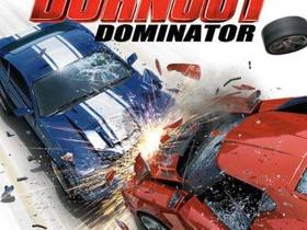 Burnout Dominator PS2, Pelikonsolit ja pelaaminen, Viihde-elektroniikka, Lahti, Tori.fi