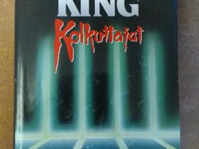 Stephen King Kolkuttajat, 1. p, Imatra/posti, Kaunokirjallisuus, Kirjat ja lehdet, Imatra, Tori.fi