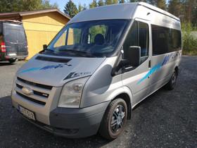 Retkeilyauto Ford Transit 7h, Matkailuautot, Matkailuautot ja asuntovaunut, Nurmes, Tori.fi