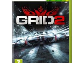 Grid 2 Xbox 360, Pelikonsolit ja pelaaminen, Viihde-elektroniikka, Lahti, Tori.fi