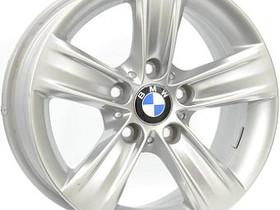 7.5X16 5X120 ET37 KR72.6 BMW STYLE 391 silver DEMO, Renkaat ja vanteet, Raahe, Tori.fi