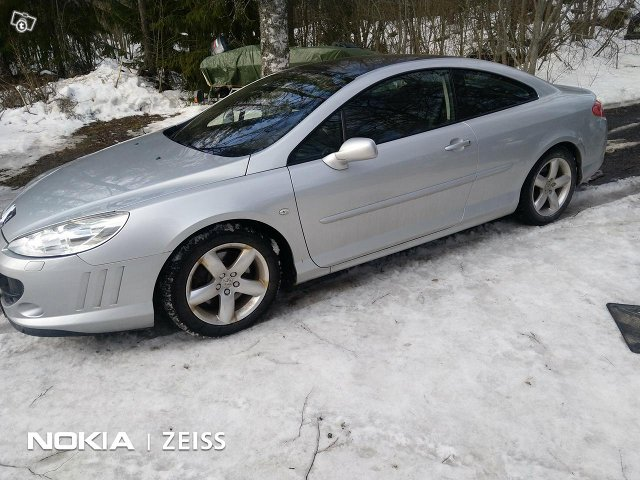 Peugeot407coupe 4