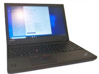 Lenovo W541 *Core i7-tehokannettava