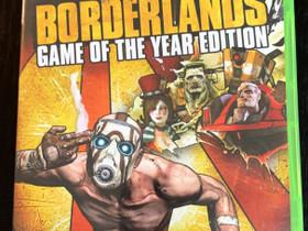 Borderlands GOTY (Xbox 360), Pelikonsolit ja pelaaminen, Viihde-elektroniikka, Liperi, Tori.fi