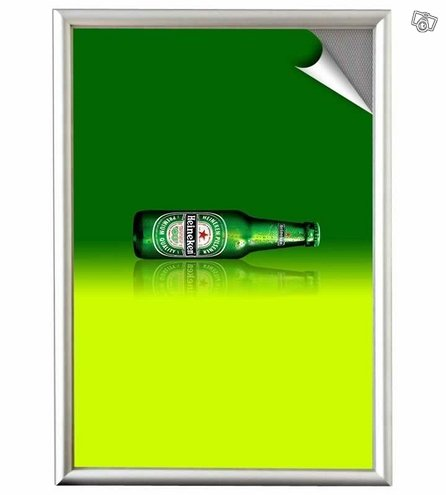 Snap-kehys Classic A4
