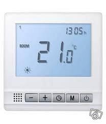 Yhdistelmä termostaatti Heber