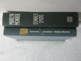 Marilyn Monroe - kaksi elämäkertaa, Imatra/posti, Kaunokirjallisuus, Kirjat ja lehdet, Imatra, Tori.fi