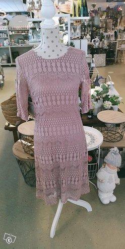 Cream Melissa dress vanha roosa L