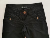 ONLY mustat housut (koko 34)