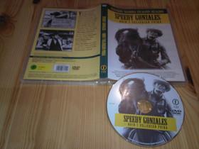 Dvd Spede leffa -Speedy Gonzales- western länkkäri, Elokuvat, Kalajoki, Tori.fi
