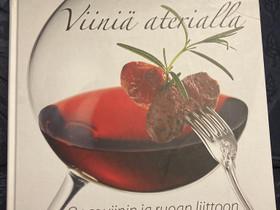 VIINIÄ aterialla kirja 119 sivua EUROLLA, Muut keittiötarvikkeet, Keittiötarvikkeet ja astiat, Tampere, Tori.fi