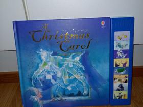 'A Christmas Carol' kirja jossa ääniefektejä, Lastenkirjat, Kirjat ja lehdet, Turku, Tori.fi