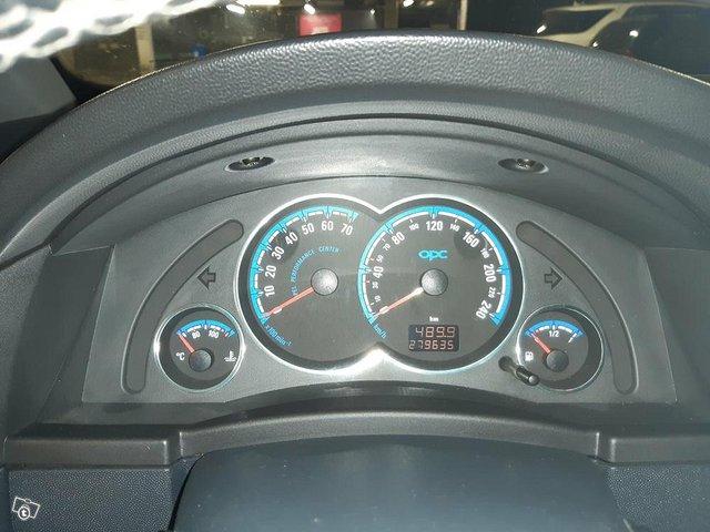 Opel Meriva 1.6 Turbo 180hv. Vm. 2007 12