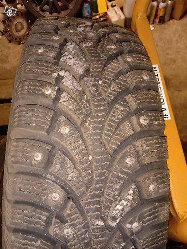Citroen Xantia 185/65R15 nastarenkaat