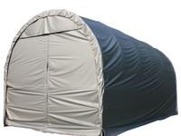 Pressutalli Caravan 8m × 4m Pro 580g/m² (UUSI)