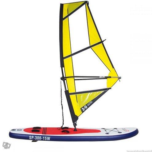 SUP-lauta Windsurf Aqua 300cm (UUSI)