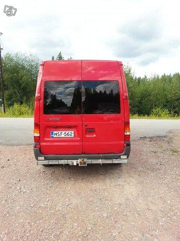 Ford transit TDI 125hv. 350l k-a, käsiraha 620, w 11
